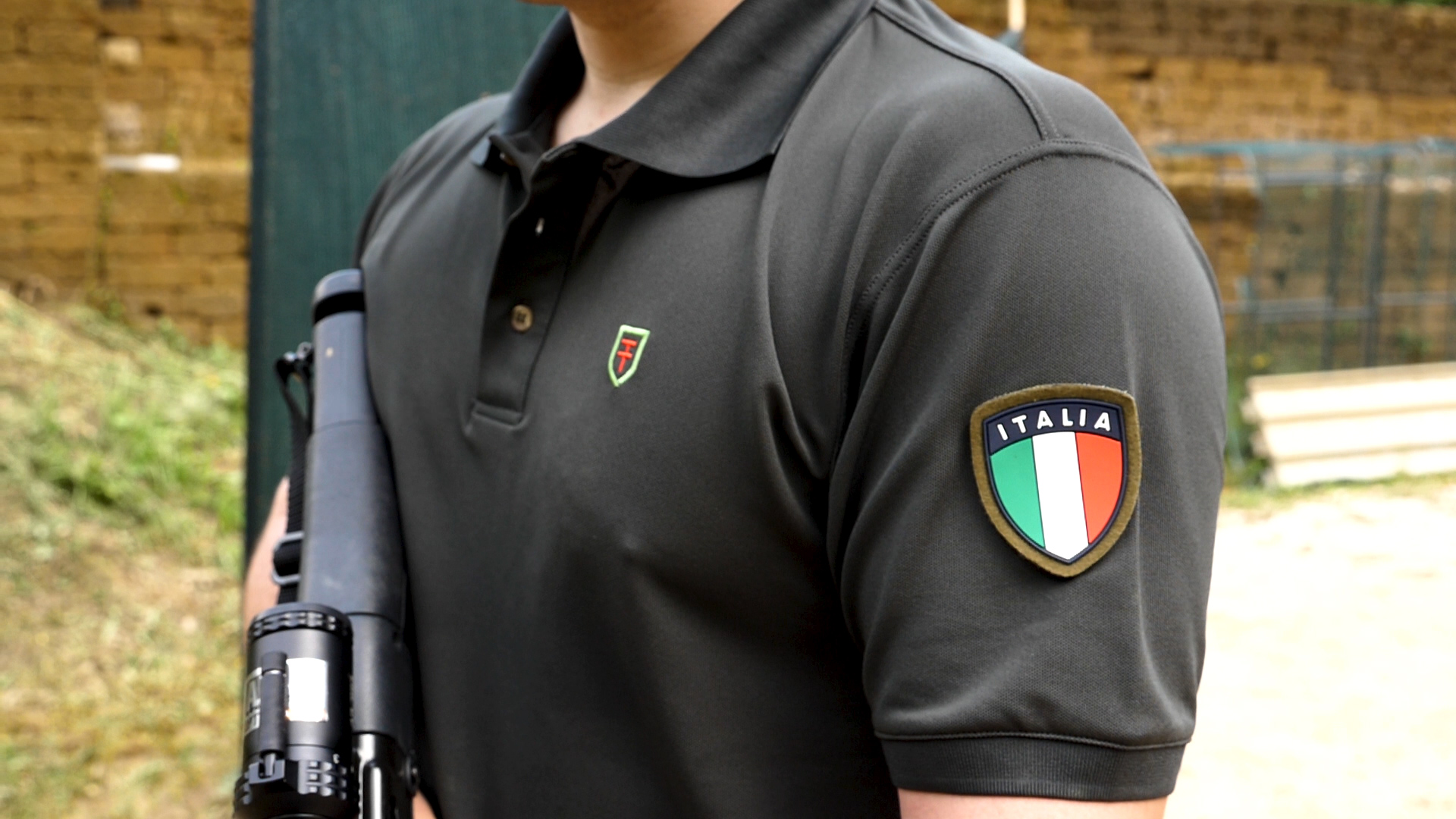 Forcetek polo shirts in Drytek