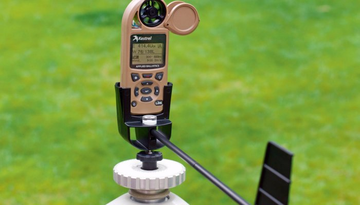 kestrel-weather-meters: Test: Kestrel 5700 – How does the Weather Meter complement laser rangefinders?