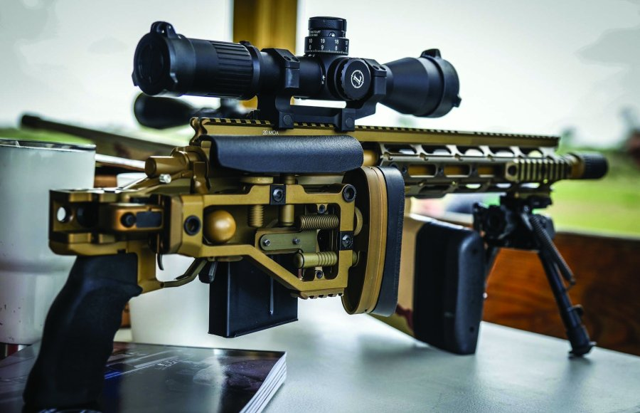 The new Leupold IMS mounts