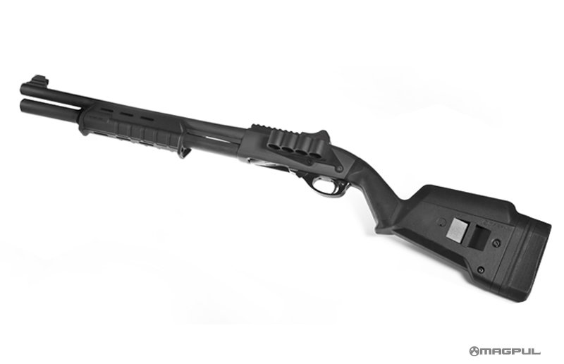 MagPul MOE forend and SGA stock for Remington 870 shotguns