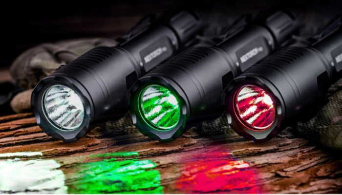 accessories: Nextorch, flashlights for professionals