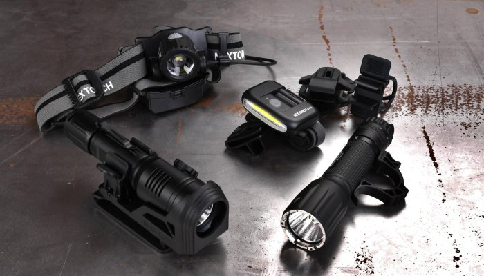nextorch: Nextorch – From the manufacturer of flashlights for professional users, the new TA30 MAX