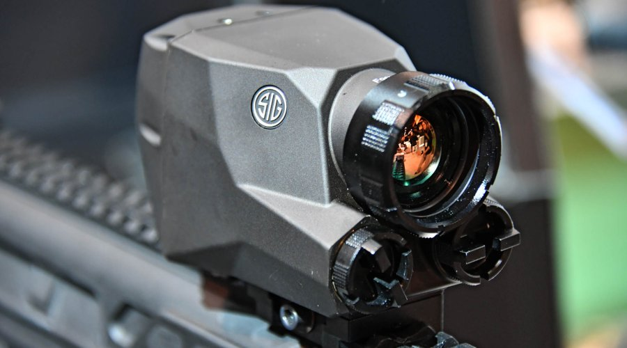 ECHO 1 from SIG Sauer at the SHOT Show 2017