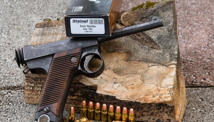 ammunition: Steinel Ammo, the return of the extinct cartridges: pistol and revolver ammo