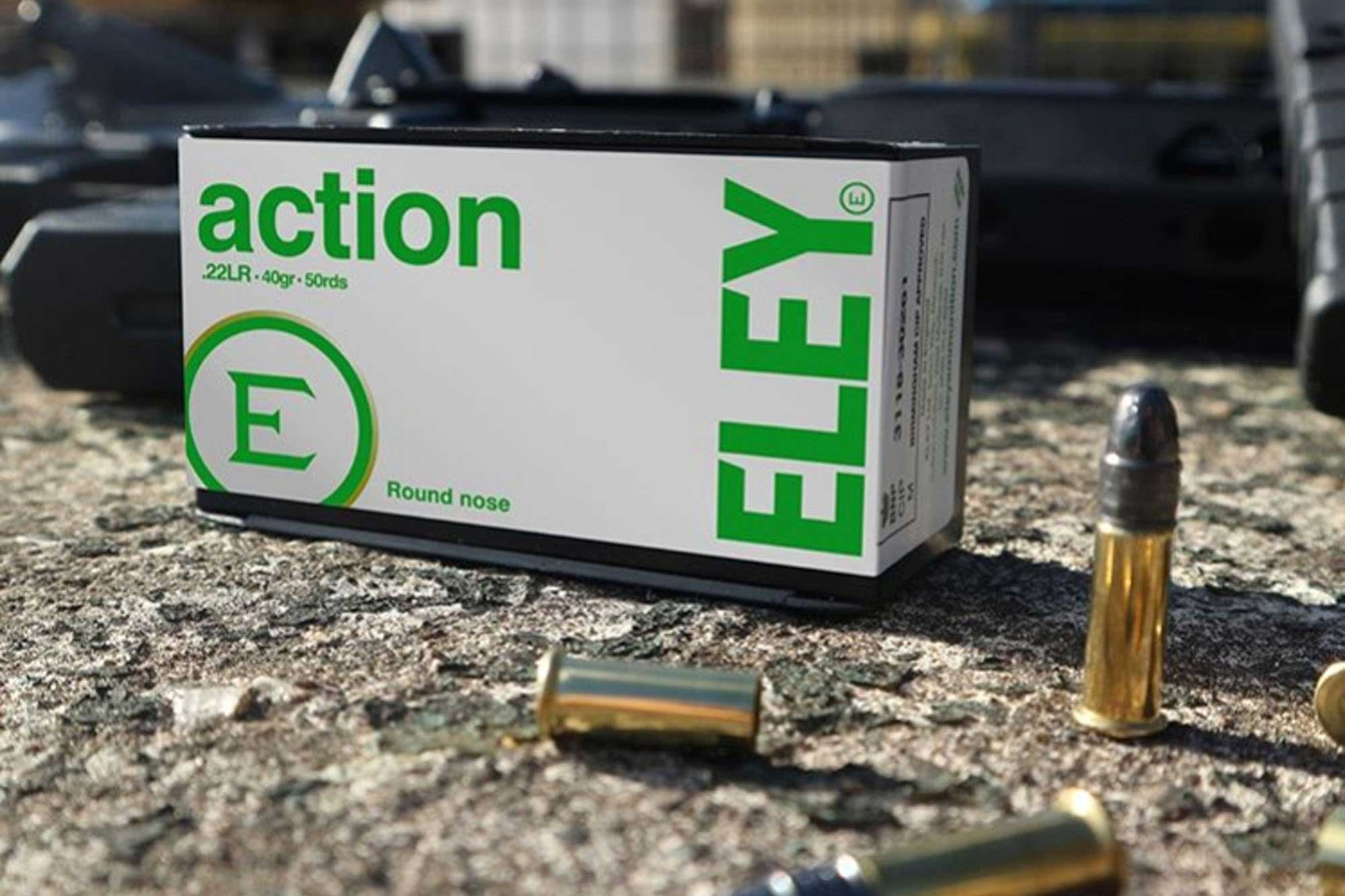 eley: Eley focuses on action: new rimfire ammunition for dynamic disciplines at the IWA 2019