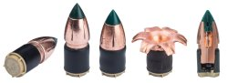 The ATK Group offers the Federal Premium Trophy Copper muzzleloader bullets with BOR-Lock MZ system