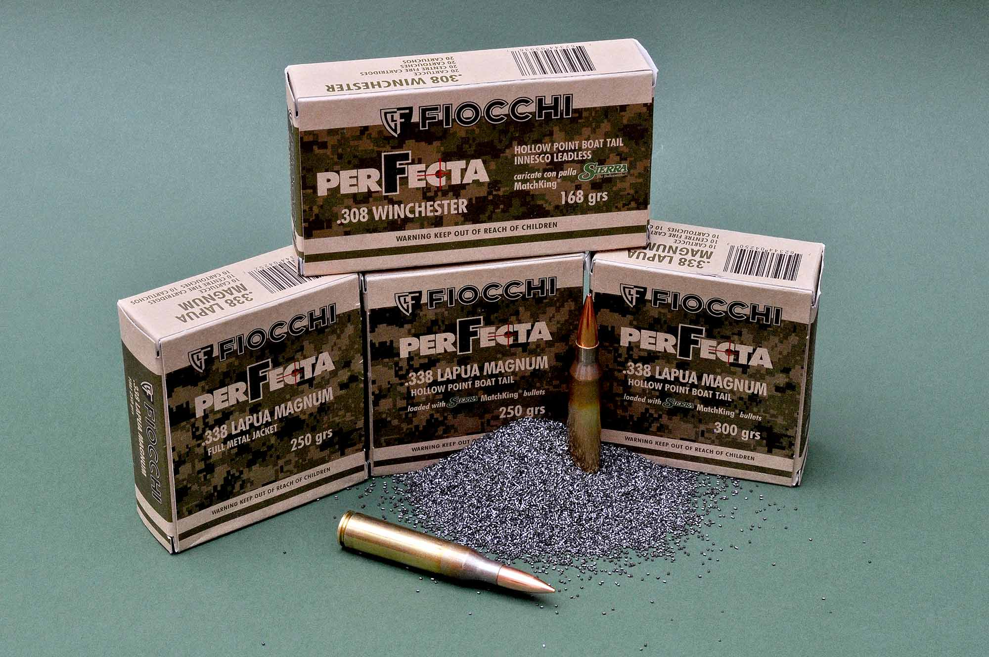 Fiocchi Perfecta Ammunition All4shooters