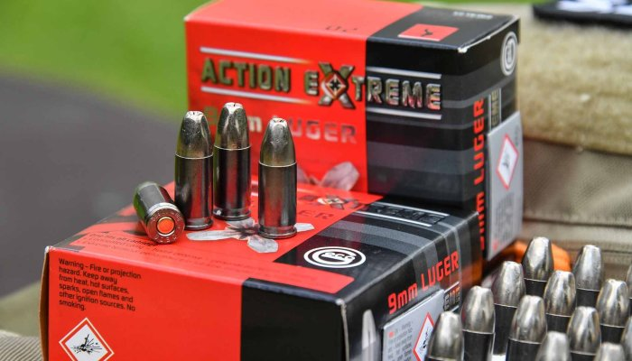 geco-ammunition: GECO Action Extreme: testing the new pistol cartridge
