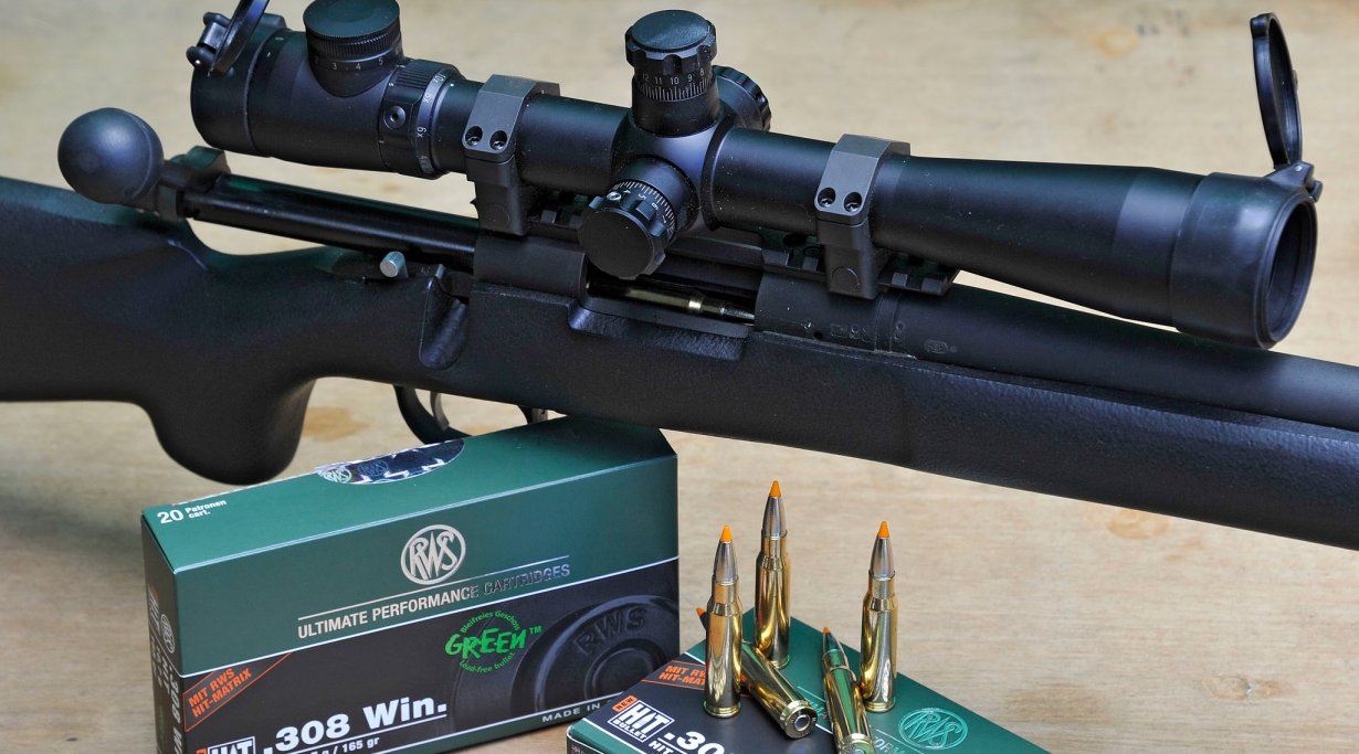 RWS HIT .308 Winchester Remington Police