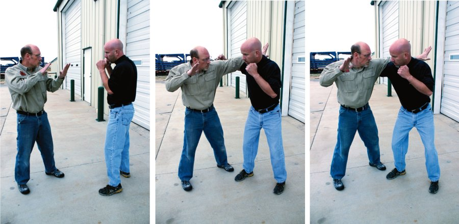 Self-defense and unarmed defense - Part 3: the standard sequence