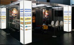 VS Medien booth at IWA 2016