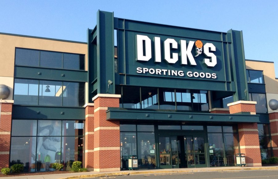 Dick's Sporting Goods company decided to remove and destroy all modern sporting rifles (MSR) from their inventory.