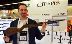 Chiappa FAS 611 Hunter pre-charged air rifle