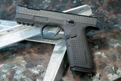 The STRYK B pistol from Arsenal Firearms and RUAG Ammotec