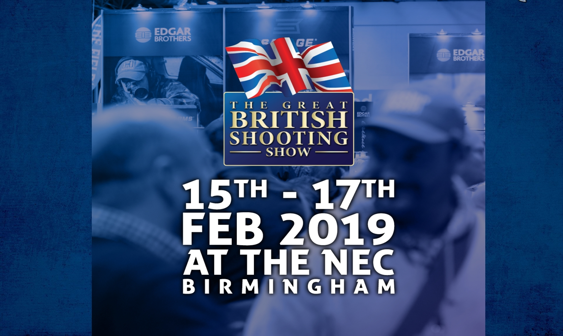events: British Shooting Show 2019 in Birmingham