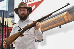 CZ 557 Lux II hunting rifle as novelty 2018