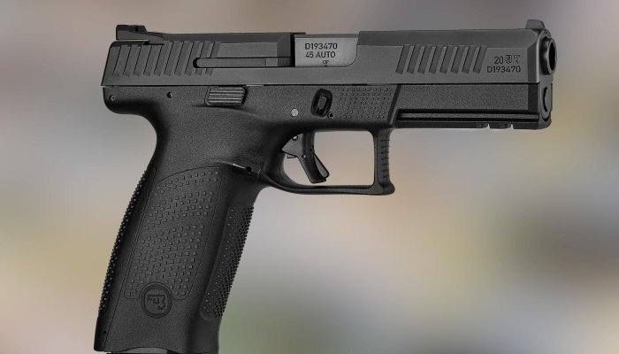 cz-ceska-zbrojovka: CZ, what's new for 2021: pistols, rifles and shotguns