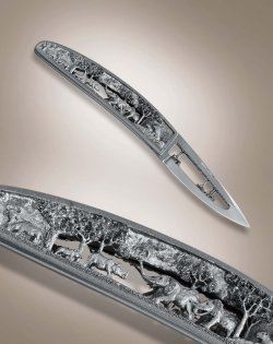 Coltello Charles Roulin