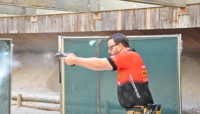 Geco: Competition report: GECO IPSC Masters (Level III match, September 11-13, 2020)