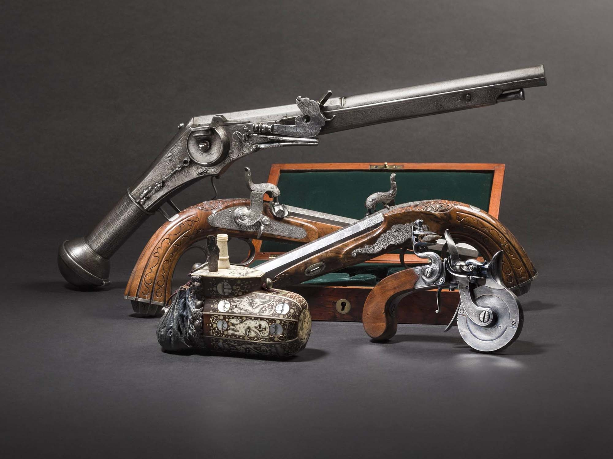 culture:             Hermann Historica May 20th-24th               auction: antique and curious firearms