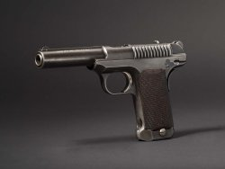 Savage 1907/1910 pistol in caliber .45 ACP
