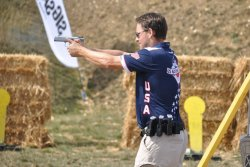 Result of the Production Division IPSC World Shoot XVIII 2017: Ben Stoeger