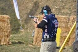 Results of the IPSC World Shoot XVIII Classic Division: Elias Frangoulis