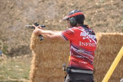 Result of the Open Division IPSC World Shoot XVIII 2017: Jorge Ballesteros