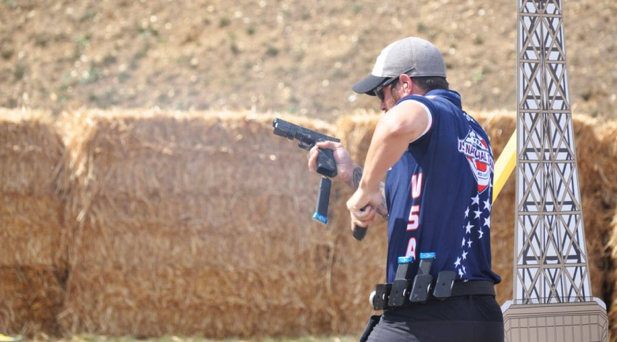 US-shooter Shane Coley reached the 4th place in the Standard Division in IPSC World Shoot 2017