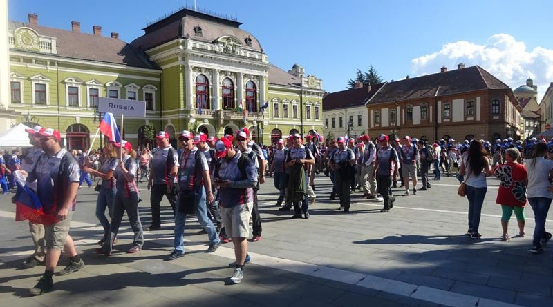 2015 IPSC European Rifle Championships in Hungary