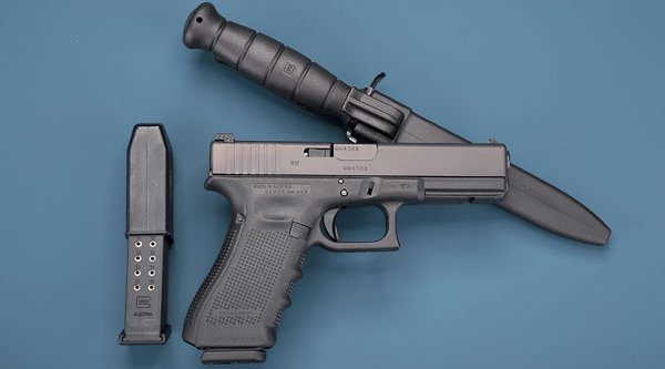 GLOCK 17 Gen4 service gun for IPSC Production Division