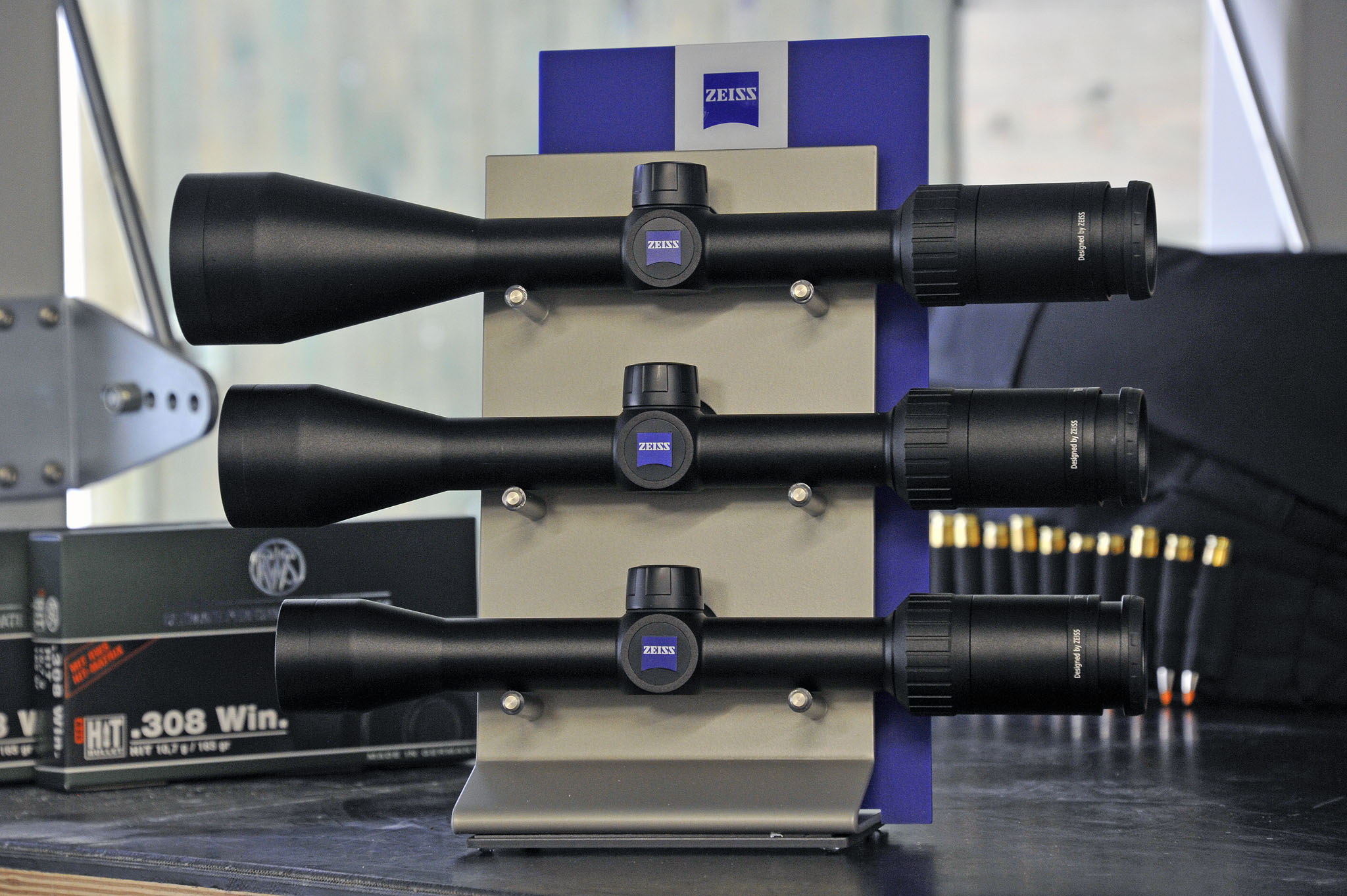 Terra X3 riflescopes by Zeiss