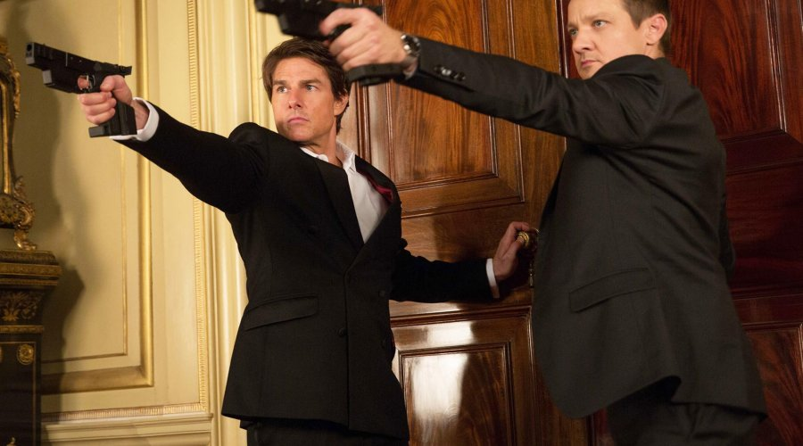 """Mission: Impossible - Rogue Nation"": SIG Sauer pistols rule the set"