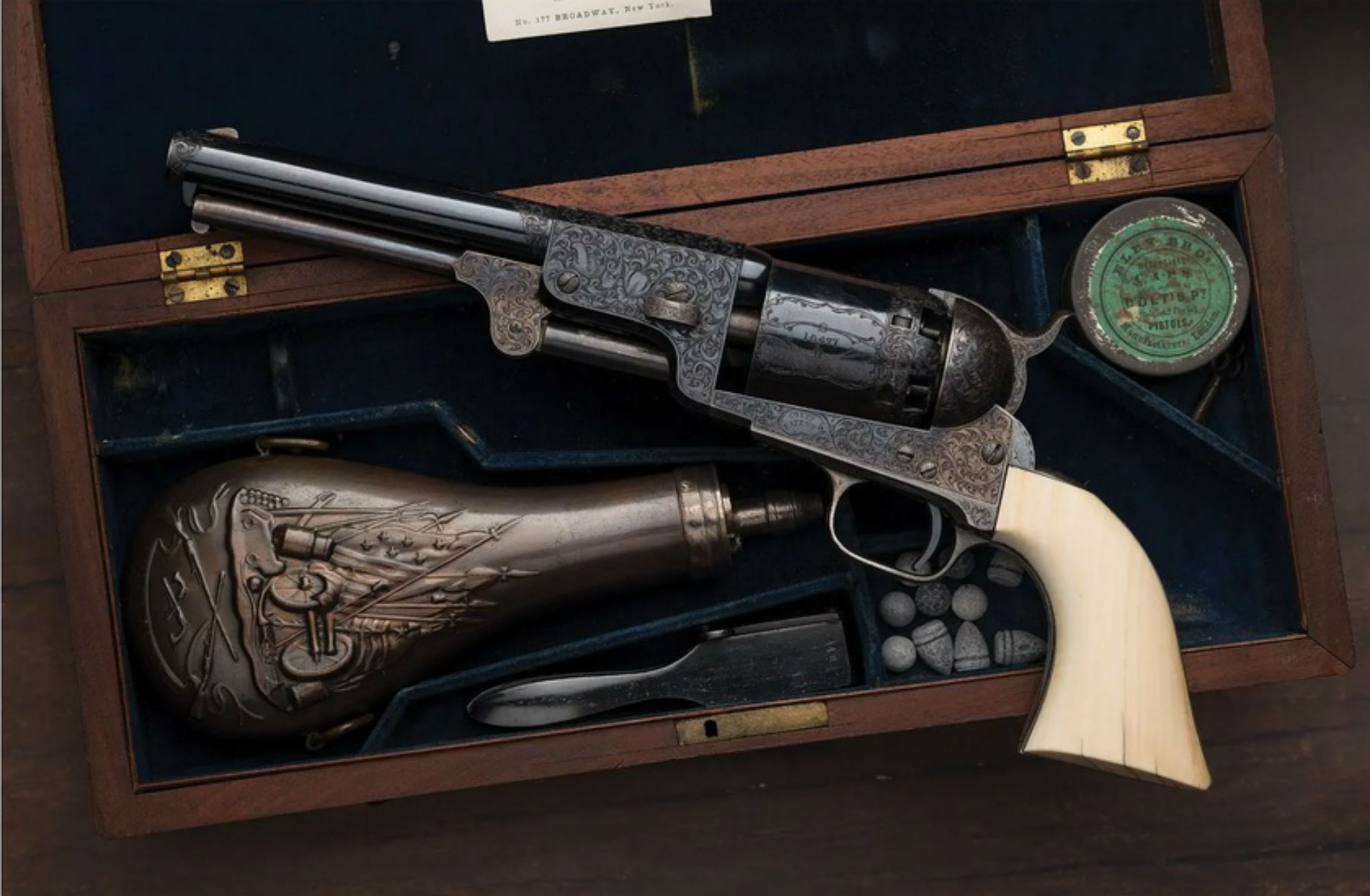 RIAC's 76th Premiere Firearms Auction
