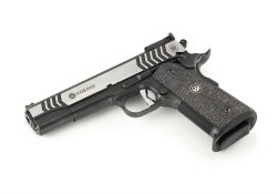 The SR1911 Competition Pistol designed for competitive shooting