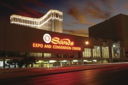 Das Sands Expo & Convention Center in Las Vegas