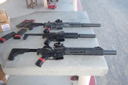 SIG Sauer MCX in various models