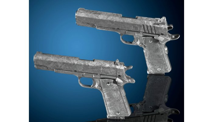 culture: Two 1911s from the deep space