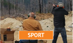 The new Waffen Ferkinghoff website: sport section