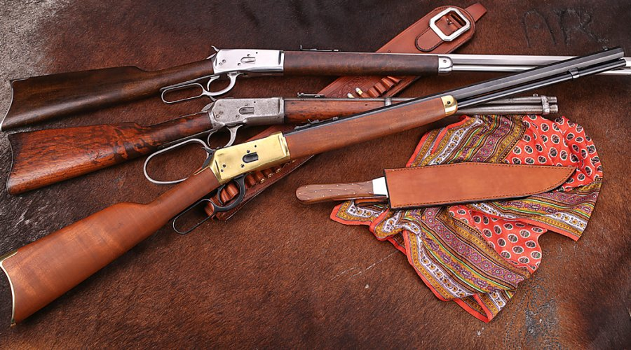 Rossi Puma lever action rifles