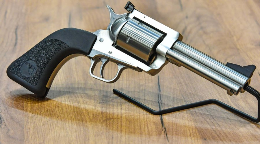Magnum Research Big Frame Revolver