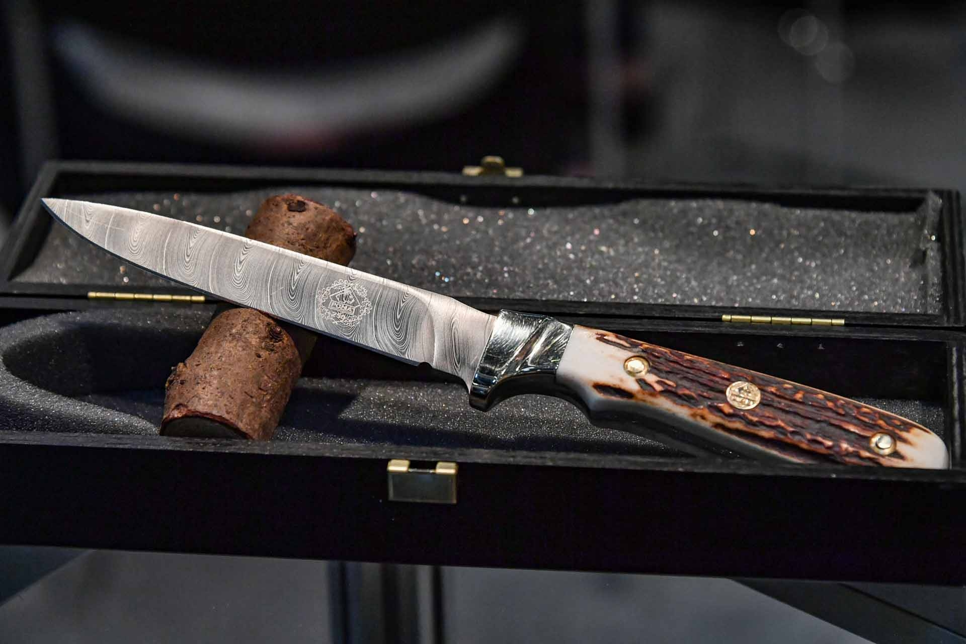 puma: 250 years of Puma knives: hot news for the company anniversary