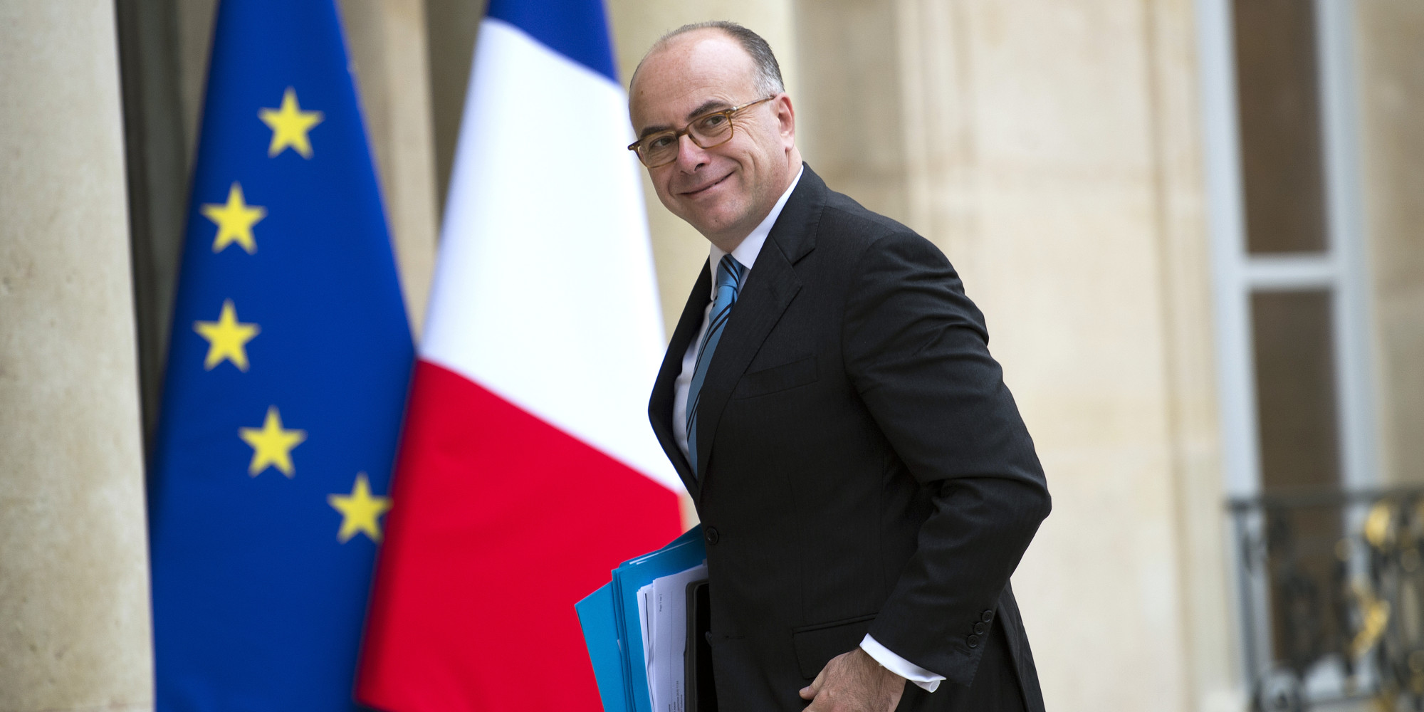 French Minister of Internal Affairs Bernard Cazeneuve confessed to TF1  to be the main sponsor of the European Commission's proposed EU-wide gun  ban