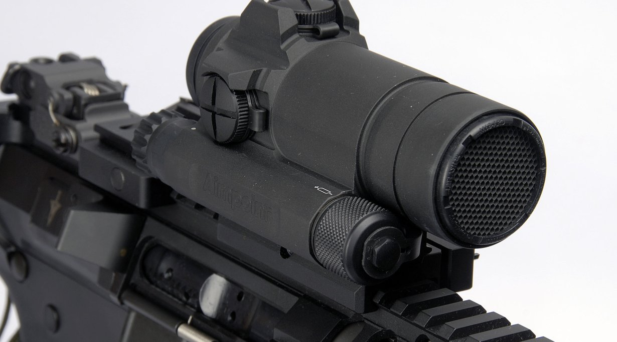 Aimpoint M4s
