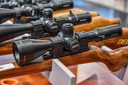 New riflescopes from Delta Optical at the IWA 2019: series extension for Titanium HD and Stryker HD