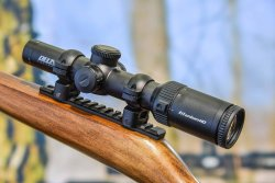 The Delta Optical Titanium HD 4-24x50 HD riflescopes