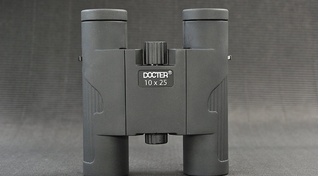 Docter Compact 10x25