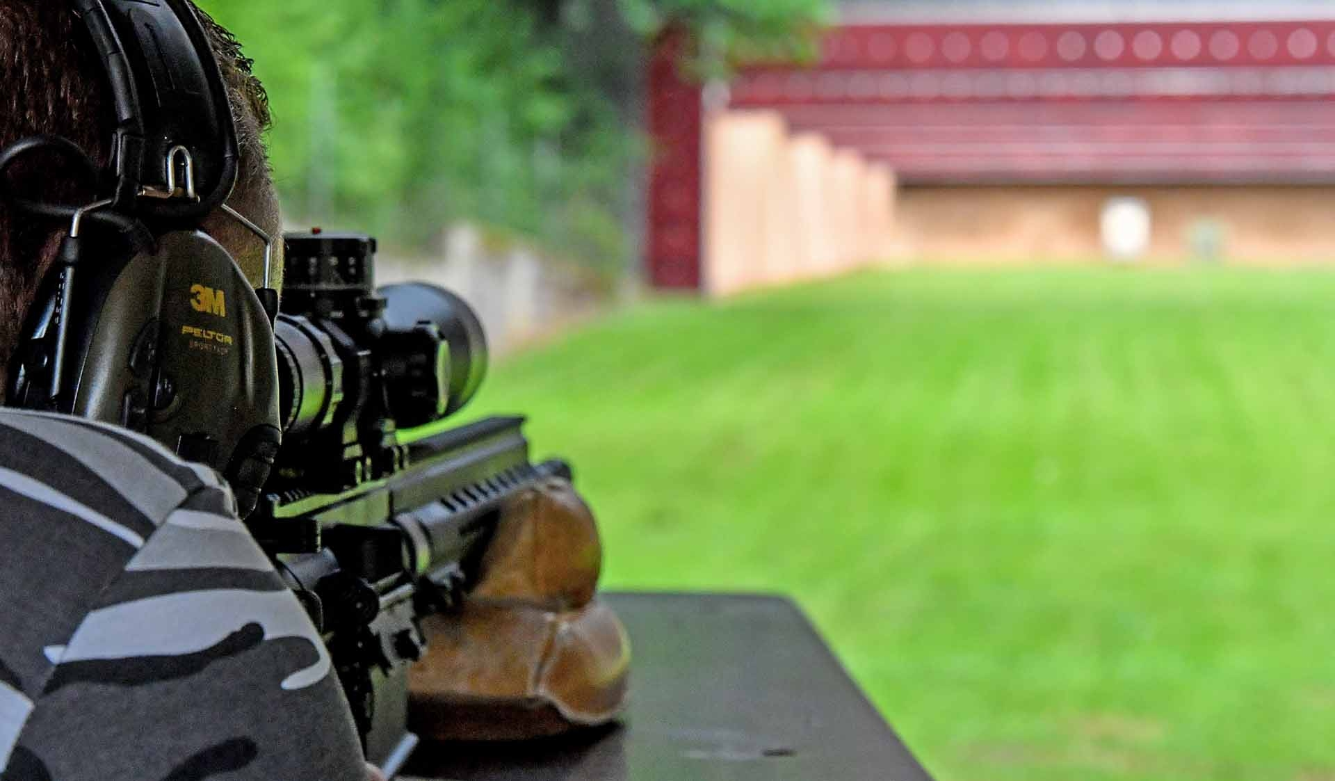 Kahles K525i tactical riflescope: test at the 300m range