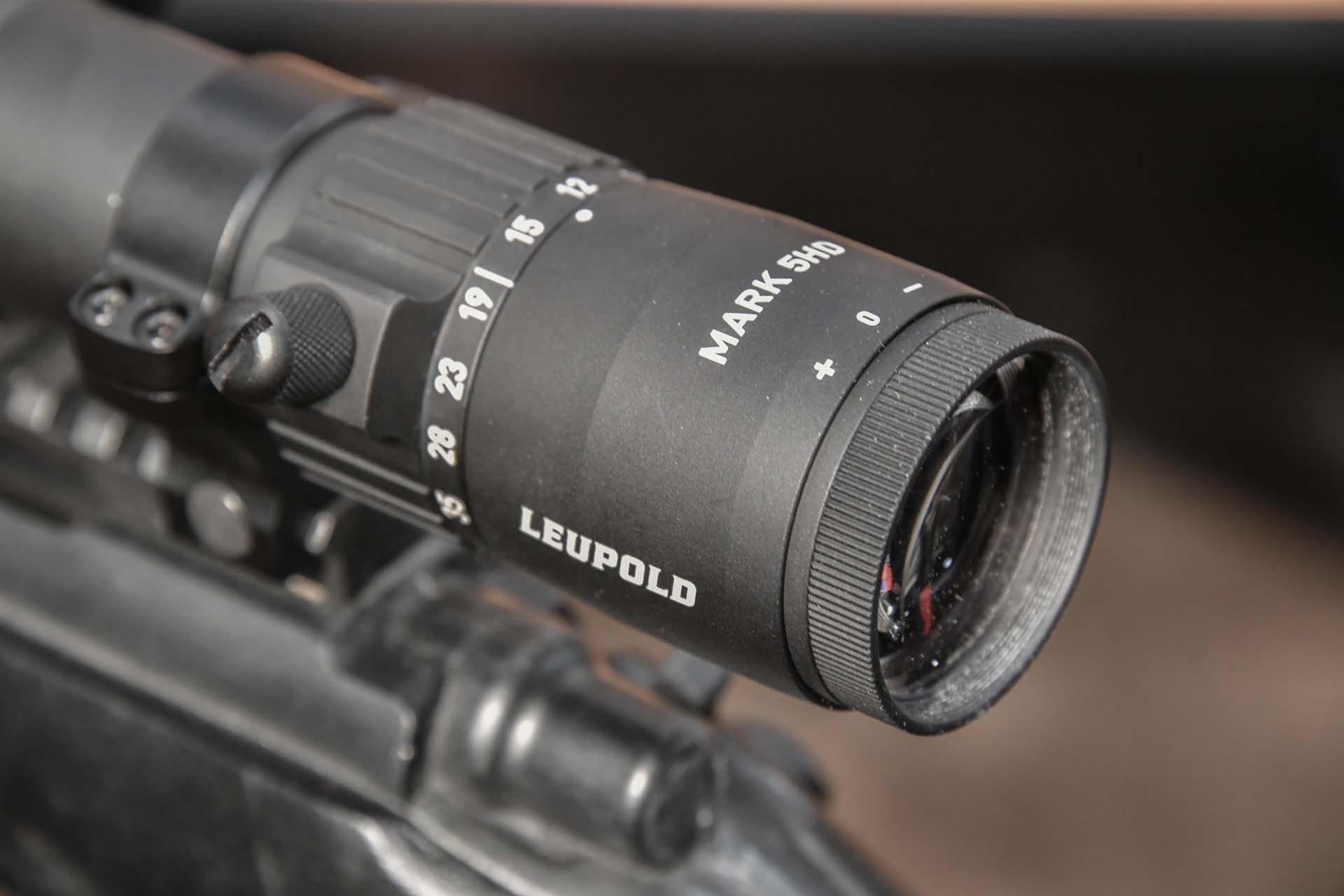 New versions for Leupold Mark 5HD and VX-5HD riflescopes