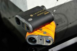 Leupold introduced the RX-1200i TBR/W with DNA compact laser rangefinder with ballistic calculation at the 2016 SHOT Show